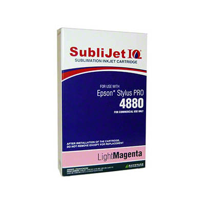 Epson 4880: Light Magenta 110ml Ink Cartridge