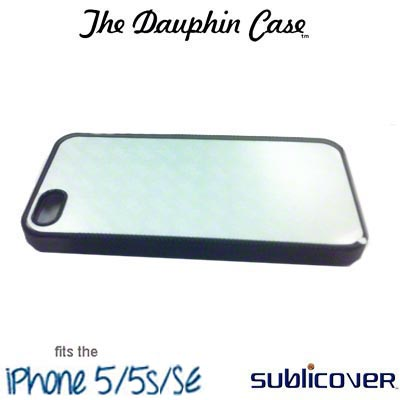 Dauphin Rubber iPhone 5/5s/SE Case - Gray
