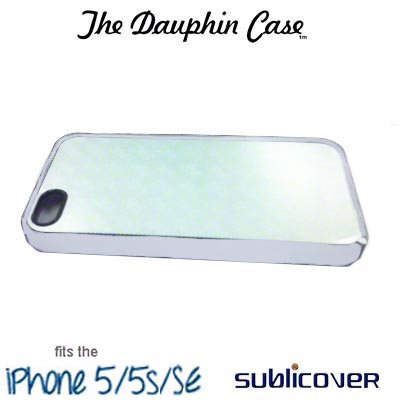 Dauphin Rubber iPhone 5/5s/SE Case - White