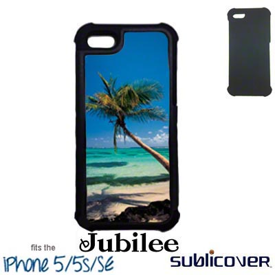 Black Jubilee iPhone 5/5S/SE Case