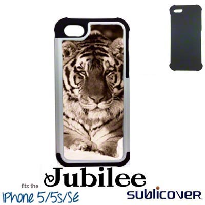 Sublimation White Jubilee Iphone5/5S/SE Case
