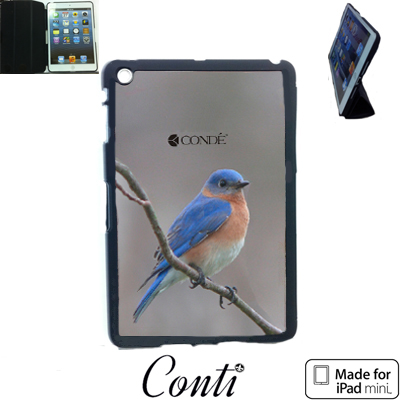iPad Mini  1/2/3 Conti Case - Black
