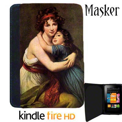 Kindle HD Masker Case