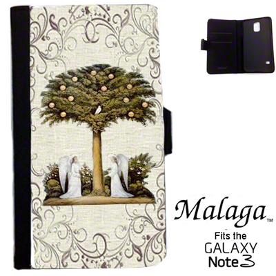 Black Malaga Galaxy Note 3 Case