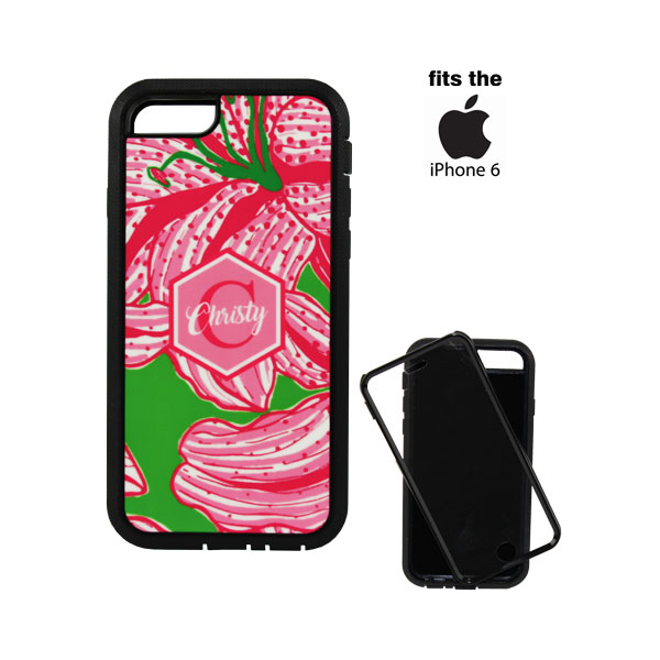 Bragg Two Piece iPhone 6/6s Case with Screen Cover