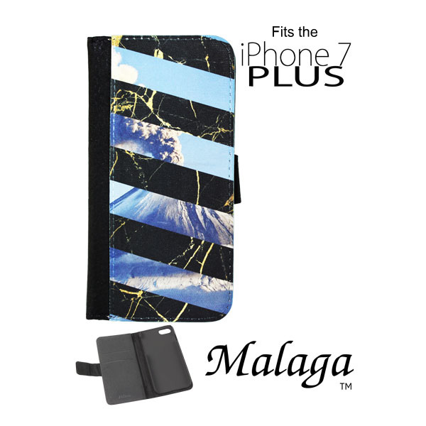 iPhone 7/8 PLUS® Malaga™ Notebook  Sublimation Blank Phone Case