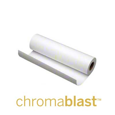 17 x 50 foot ChromaBlast Media Transfer Paper