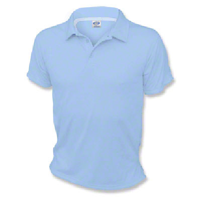 Vapor® Performance Adult Polo - Blizzard Blue