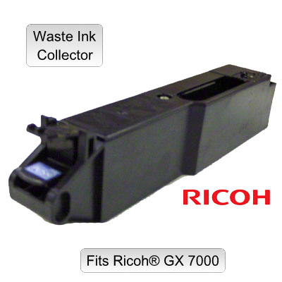Ricoh GX7000 Ink Waste Collector Tank
