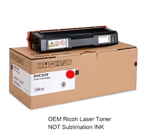 Magenta Toner for the Ricoh C250dn