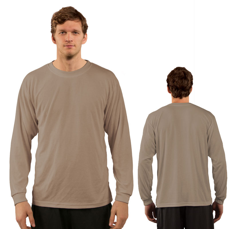Sublimation Vapor® BasicT - Long Sleeve - Sand