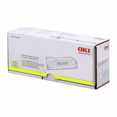 OKI proColor 920WT Toner Cartridge - Yellow