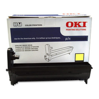OKI C831TS Image Drum - Yellow