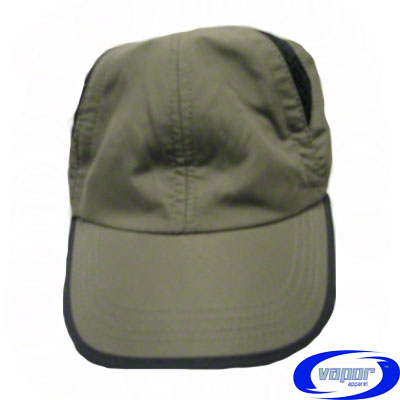 Vapor BackCountry Cap - Olive w/Black Trim