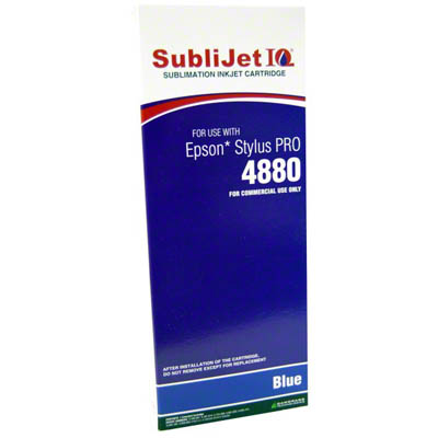 SubliJet IQ Blue 220ml Cartridge
