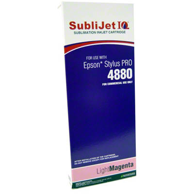 SubliJet IQ Light Magenta 220ml Ink Cartridge