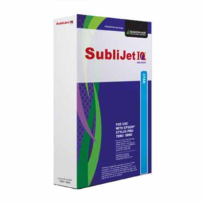 SubliJet IQ Pro Photo Cyan Ink Cartridge