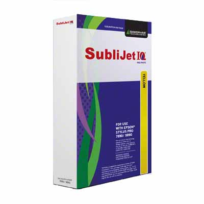 SubliJet IQ Pro Photo Yellow Ink Cartridge