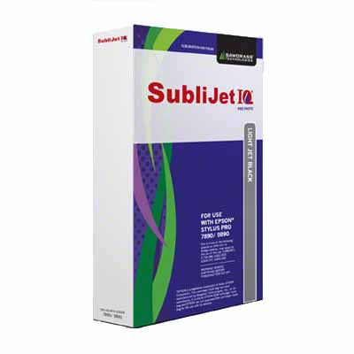 SubliJet IQ Pro Ink Cartridge - Light Jet Black
