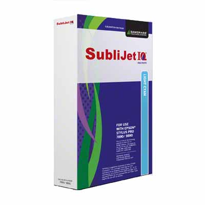 SubliJet IQ Pro Photo Ink Cartridge - Light Cyan