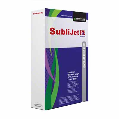 SubliJet IQ Pro Ink Cartridge - Light Light Black