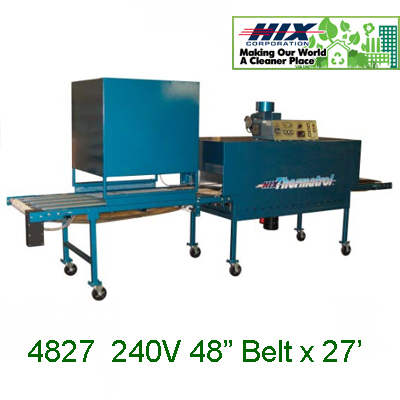 Hix® Mug Oven, SubliPro Conveyor Oven