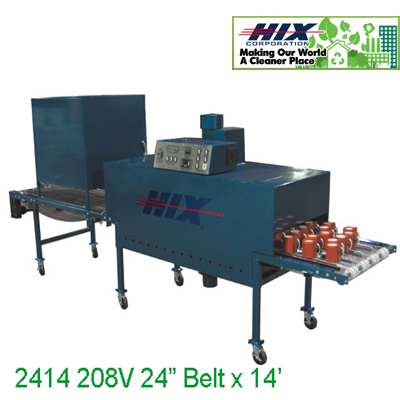 Hix® Mug Oven, 2414 Electric Conveyor Oven