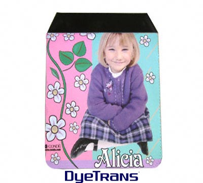 DyeTrans Small Purse Flap