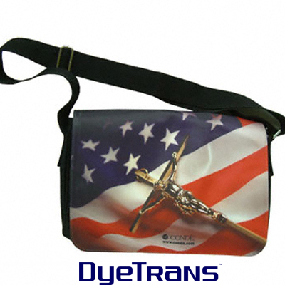 DyeTrans 8x12 Large Shoulder Bag