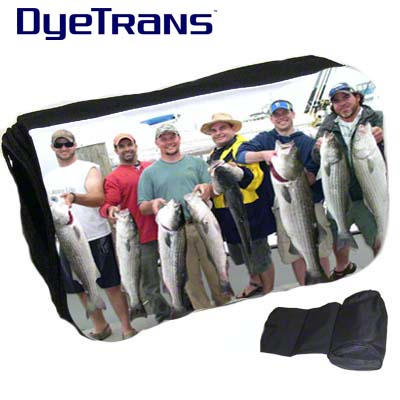 DyeTrans Round Travel Bag