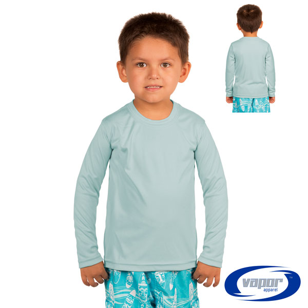 Toddler Long Sleeved Solar T - 3T - Artic Blue