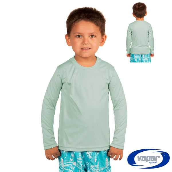 Toddler Long Sleeved Solar T - 3T - Seagrass
