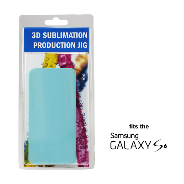 3D Oven: Support Jig for Samsung S6 Cases