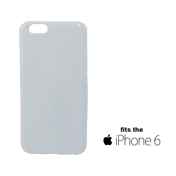 3D Oven: iPhone 6/6s Case - Gloss White