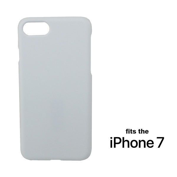 3D Oven: iPhone 7 Case - Matte White