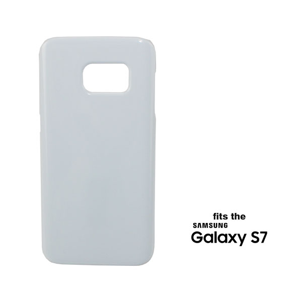 3D Oven: Samsung S7 Case - Glossy White