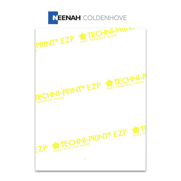 Neenah TECHNI-PRINT EZP Transfer Paper - 8.5x11 - 100 Sheet Pack