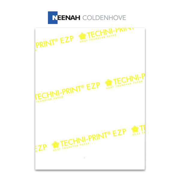 Neenah TECHNI-PRINT EZP Transfer Paper - 8.5x11 - 25 Sheet Pack