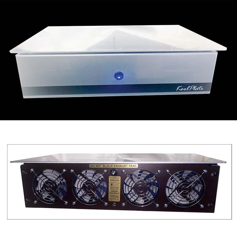 Kool Plate® Cooling Table for Sublimation Products