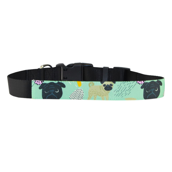 Dyetrans Sublimation Blank Pet Collar - Large