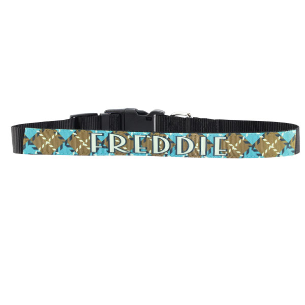 DyeTrans Sublimation Pet Collar - 12x20