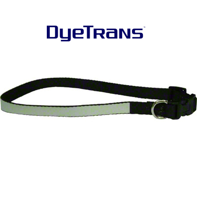 Sublimation 20 - 26 inch DyeTrans Dog Collar