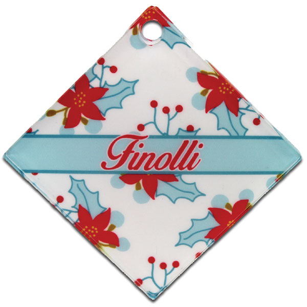 ColorLyte Sublimation Blank Acrylic Ornament - 2.5