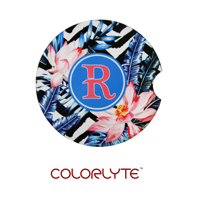 ColorLyte Sublimation Blank Acrylic Car Coaster - 2.56