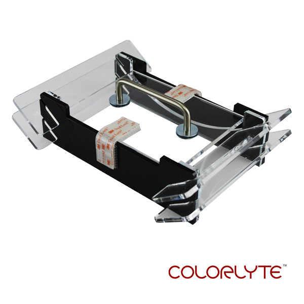 ColorLyte Curved Acrylic Photo Panel Production Jig - 5 x 7 Landscape