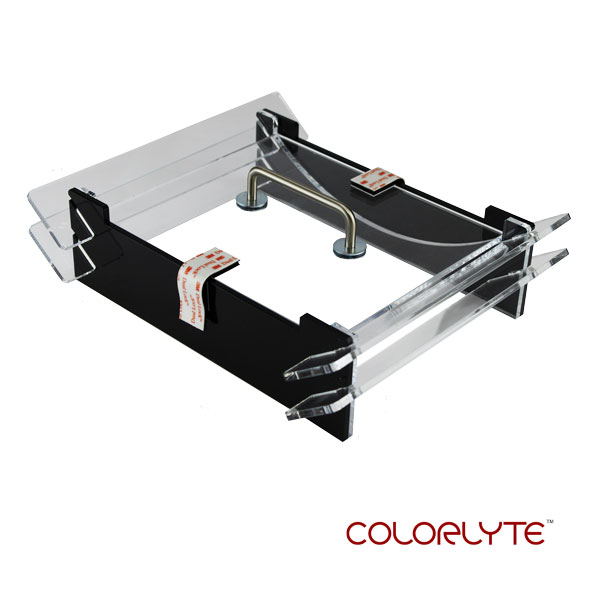 Landscape Oriented Forming Jig for 8x10 ColorLyte