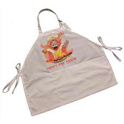 Sublimation Apron - Bib Apron with 3 Pockets