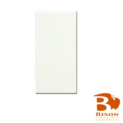Bison Sublimation Blank Ceramic Tile - 3 x 6 - Satin