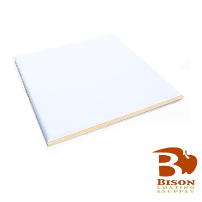 Bison Sublimation Blank Ceramic Tile - 6 x 8 - Matte