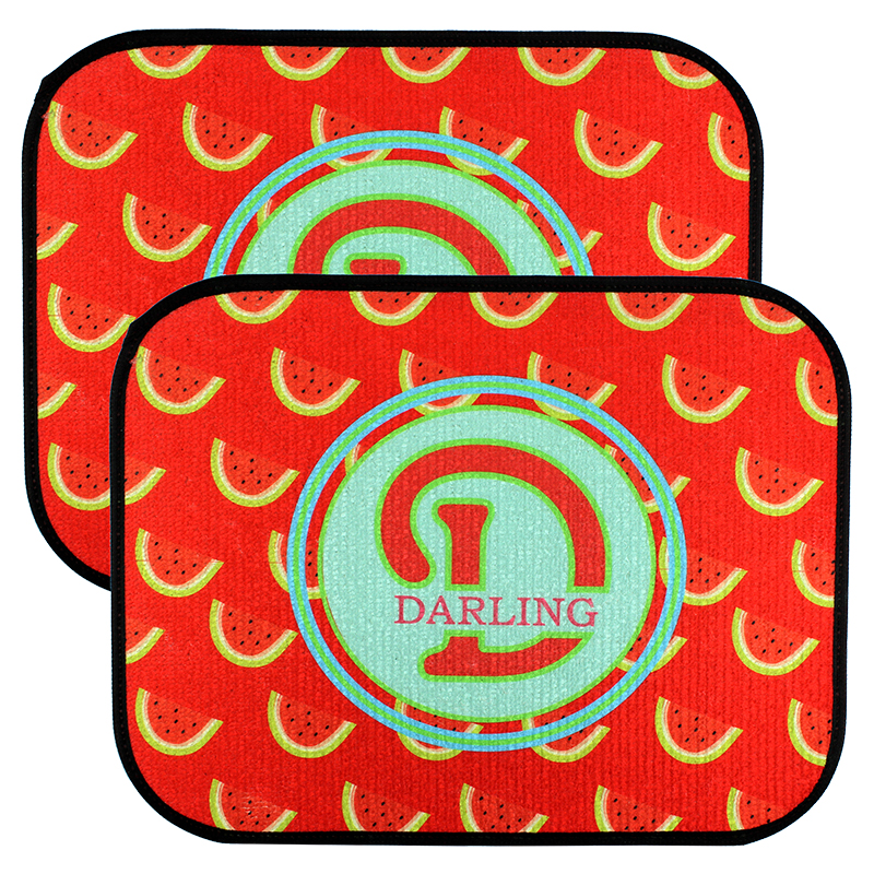DyeTrans® Rear Car Mats - Set of 2